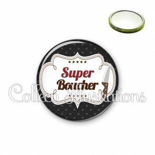 Miroir 56mm Super boucher (045NOI01)