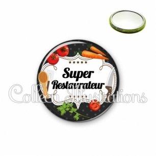 Miroir 56mm Super restaurateur (045NOI02)