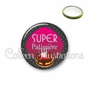 Miroir 56mm Super patissière (050GRI01)