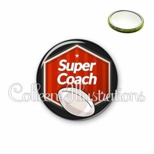 Miroir 56mm Super coach (055ROU02)