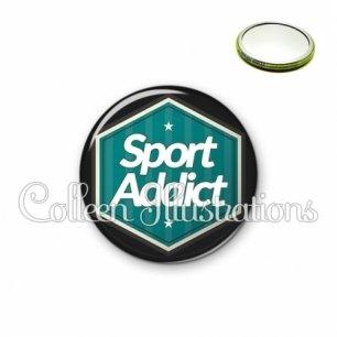 Miroir 56mm Sport addict (055VER01)