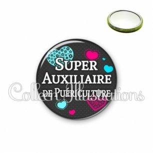 Miroir 56mm Super auxiliaire de puériculture (057GRI01)
