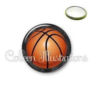Miroir 56mm Basket (062GRI01)