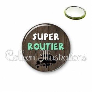 Miroir 56mm Super routier (086MAR01)