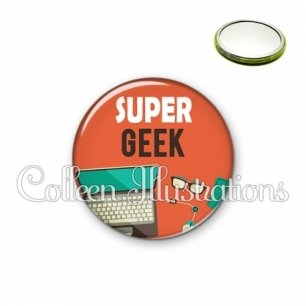 Miroir 56mm Super geek (088ORA01)