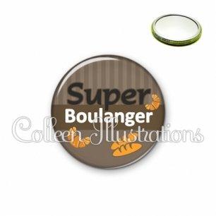 Miroir 56mm Super boulanger (132MAR01)