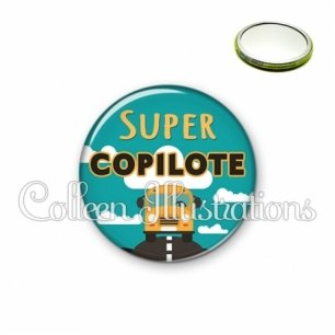 Miroir 56mm Super copilote (136VER01)