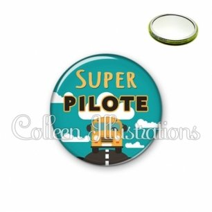 Miroir 56mm Super pilote (136VER01)