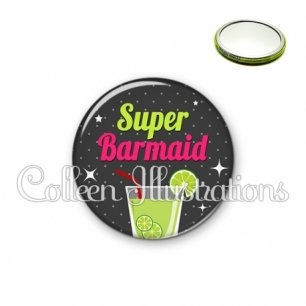 Miroir 56mm Super barmaid (157GRI01)