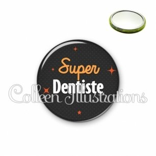 Miroir 56mm Super dentiste (169GRI01)