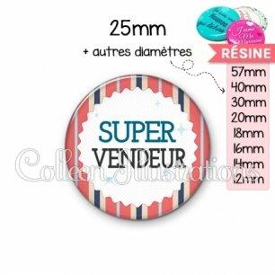 Cabochon en résine epoxy Super vendeur (028MUL01)